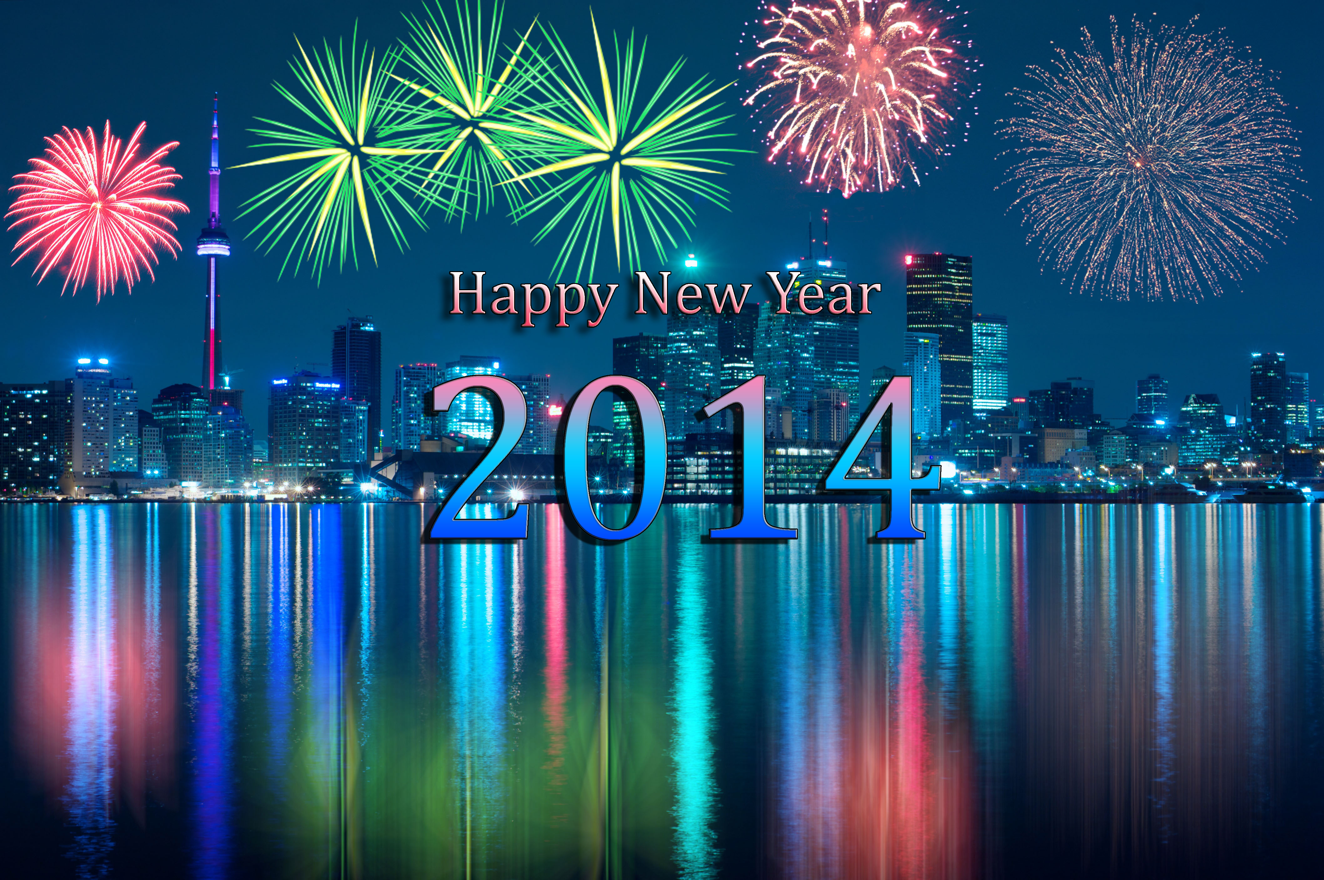 Happy New Year 2014!!! | The Big Data Institute